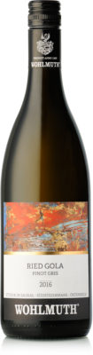 Wohlmuth Pinot Gris Gola 2016